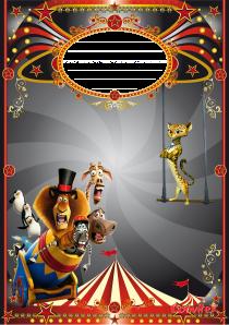 Circo Vintage Madagascar01 by Convitex