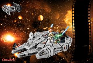 Lego Star Wars by convitex